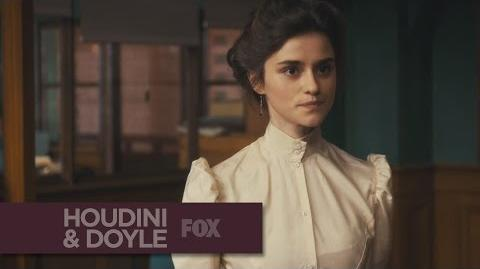 """HOUDINI & DOYLE - Honored from """"The Maggie's Redress"""" - FOX BROADCASTING"""