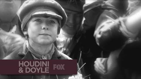 "HOUDINI AND DOYLE - Sneak Peek- ""A Dish of Adharma"" - FOX BROADCASTING"