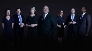 House of Cards Season 3 cast