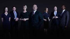 House of Cards Season 3 cast