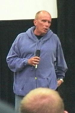 Peter Weller in September 2011
