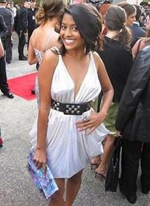 Tiya Sircar, 2009 Young Hollywood Awards Red Carpet