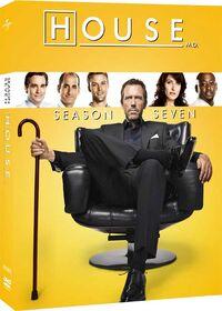 House S7 DVD e