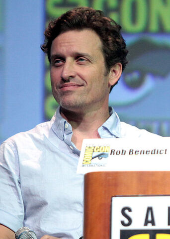 File:Rob Benedict by Gage Skidmore.jpg