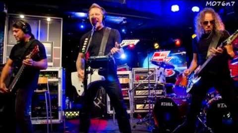 Howard Stern Show Metallica Interview 09 23 13
