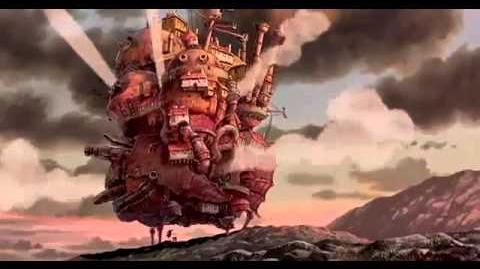 Howl's Moving Castle Trailer (English version 2005)
