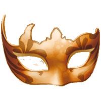 Mask-orange