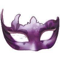 Mask-purple