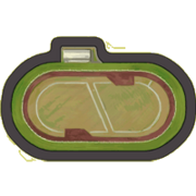 Small race track