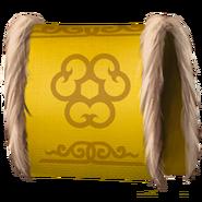 Satteldecke von Altaïr
