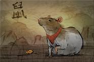 Puzzle Ratte