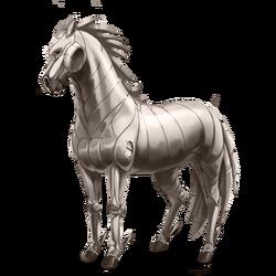 FünftesElementPferdMetall