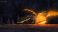 Snotlout's Fireworm Queen 180
