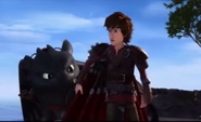 Hiccup's Dragonfly I