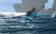 Seashocker Breaching