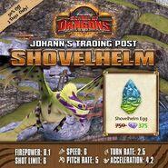 Shovelhelm SoD