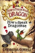 How to Speak Dragonese Newer British Cover