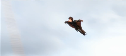 how to train your dragon wingsuit