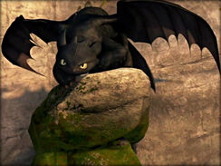 toothless franchise how to train your dragon wiki fandom