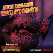 Erutptodon