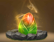 Firescrapes Egg