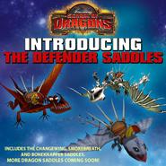 Defender Saddles