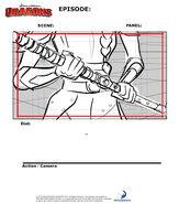 Maces and Talons Storyboard 7