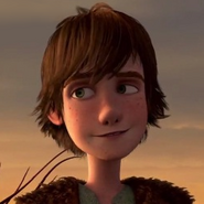 Hiccup headshot