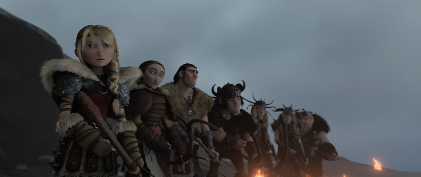 how to train your dragon ending monologue