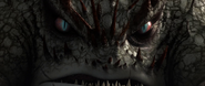 Beast close up