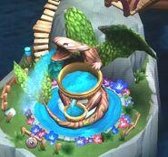 RoB - Night Fury Fountain
