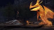 Snotlout's Fireworm Queen 107