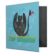 Top Dragon Binder