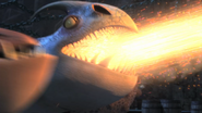 Stormfly's fire