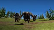 3 bounty hunters