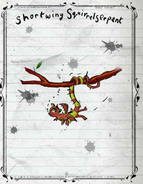Shortwing Dragon Books