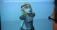 Astrid CGI surfacing