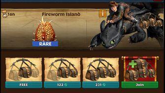 ROB-FirewormIsland