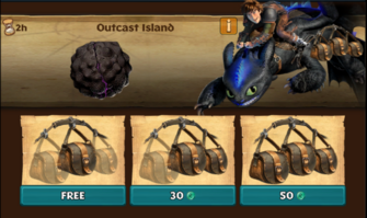 Outcast Island (Smothering Smokebreath)