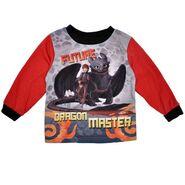 Dragon Master 2pc Toddler Boys Pajama Set Flame Resistant2