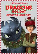 Dragons Holiday-Gift of the Night Fury