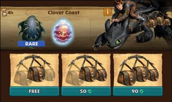 Clover Coast ROB