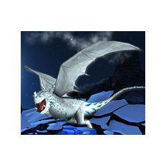 Espectro de Hielo en Escuela de Dragones