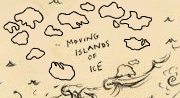 Moving Islands of Ice1