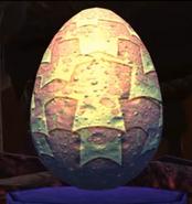 Silver Phantom Egg SOD