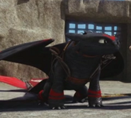 Toothless racing 2