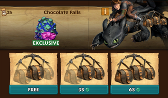 Chocolate Falls 2 ROB