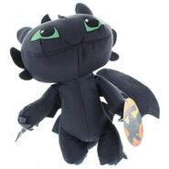How To Train Your Dragon 2 8 Plush Toothless