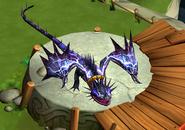 Dagur's Skrill in game