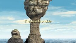 The Iron Gronckle title card